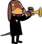 trompetenhund