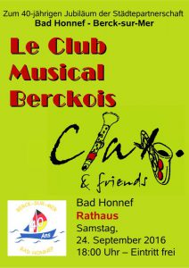 Le Club Musical Berckois - Kopie